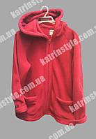 Куртка-толстовка женская больших размеров