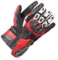 Handschuh  Motegi  schwarz/rot  11
