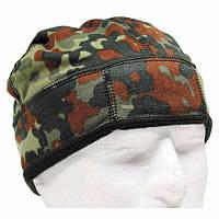 Зимняя шапка BW флисовая, флектарн. MFH, Германия