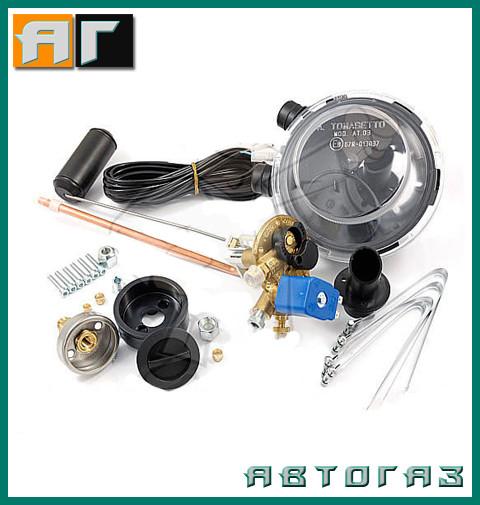 Мультиклапан цилиндрический Tomasetto 400/30 ГБО правый
