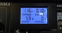 Ваттметр PZEM-051, счетчик квт*час, цифровой вольтметр, амперметр, 0~100A 6.5-100V