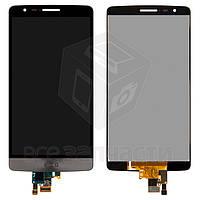 Дисплей для LG D724 G3s Dual + touchscreen, серый, оригинал (Китай)