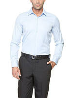 Мужская рубашка LC Waikiki небесно-голубого цвета