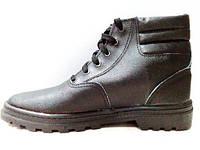 Ботинки рабочие юфть/кирза кпп