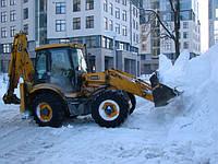 Очистка снега Киев