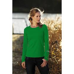 Женская футболка с длинным рукавом WCLS205