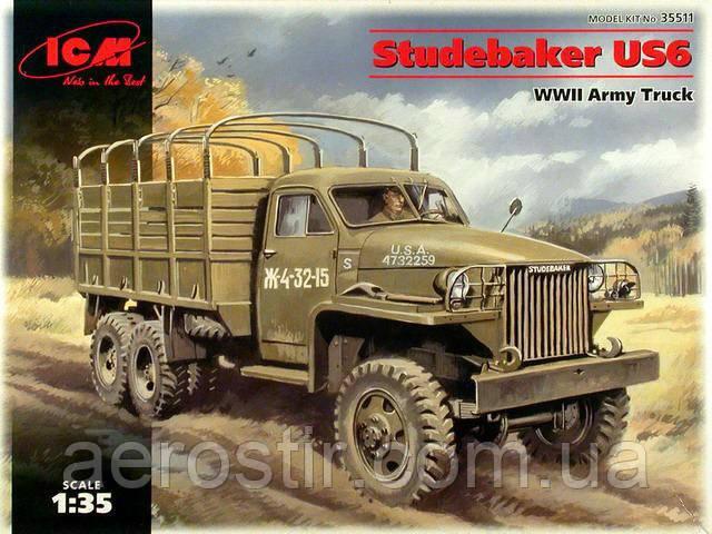 Studebaker US6 1/35 ICM 35511