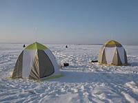 Зимняя ловля - занятие для настоящих мужчин
