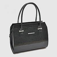 Женская сумка каркасной основы из кожзама М50-11