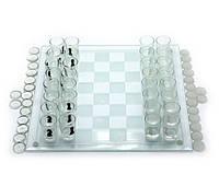 Игровой наборШашки-рюмки и шашки большие Размер 35х35 см. Алко игры