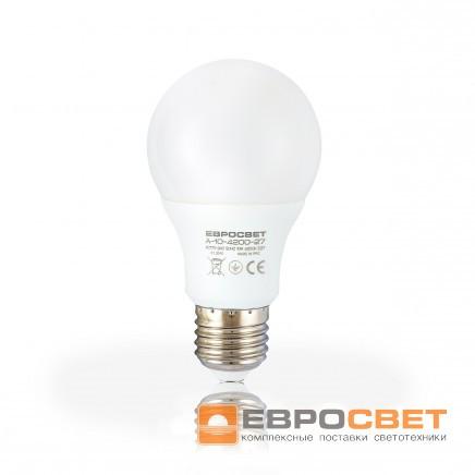 Лампа світлодіодна A-10-4200-27