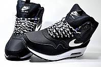 Мужские кроссовки Найк Air Max 87 на меху