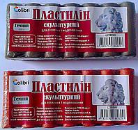 Пластилин Скульптурный Темный 300 г Ц259004У Мицар Украина