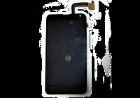 Дисплей для Fly iQ4514 Quad EVO Tech 4 + touchscreen, чёрный, оригинал