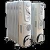 Термия масляный обогреватель 2,3кВт с вентилятором на 9 секций (Н0924В)