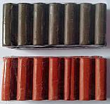 Пластилин Скульптурный Темный 300 г Ц259004У 67531 Мицар Украина, фото 4