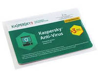 Антивирус Kaspersky Anti-Virus 2017 2 Desktop 1 year + 3 mon. Renewal Card (KL1171OUBBR17)
