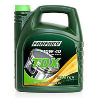 Моторное масло Fanfaro TDX SAE 10W40 A3/B3 5 л