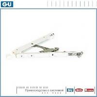 Дополнительная ножница Ventus F200 (Германия) серебро