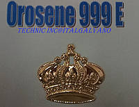 Процесс кислого золочения OROSENE 999 Е