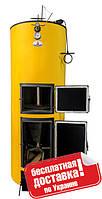 Котел длительного горения Буран 10 кВт (чугунный колосник)
