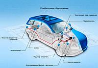 Монтаж ГБО на автомобиль 3-4 цилиндра с OBD