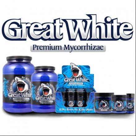 GREAT WHITE PREMIUM MICORRHIZAE МИКОРИЗА 8 УН./ 227 ГР
