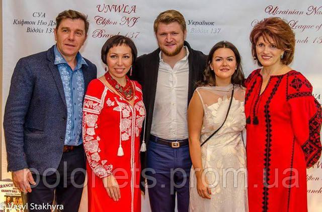 Оксана Полонець успішно представила нову колекцію у США