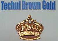 Кислое декоративное золочение TECHNI BROWN GOLD