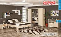 Спальня Кантри 4Д (Мебель-Сервис)