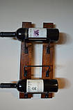 Подставка  для вина настенная - 204, фото 2