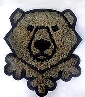 Логотип из стабилизированного мха