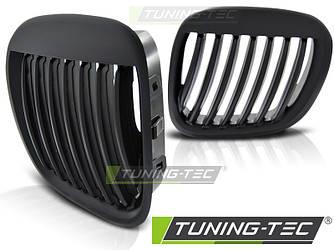 Решітка радіатора BMW Z3 тюнінг ніздрі чорний мат