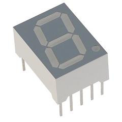 7-сегментний світлодіодний індикатор