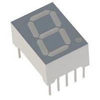 7-сегментний світлодіодний індикатор, фото 1