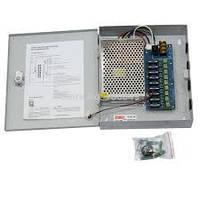 Блок питания Sfera-Security LS-MPS12V5A  металическом антивандальном корпусе