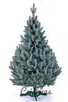 Елка Литая Голубая 120 см