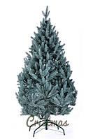 Елка Литая Голубая 150 см