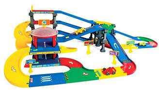 Мультипарк Wader Kid Car 3D 53070