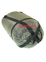 Спальный мешок теплый зимний Max Fuchs Fox-Outdoor, 220х50х75см 31622B