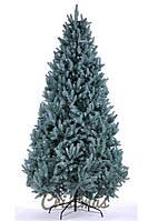 Елка Литая Голубая 220 см