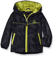 Непромокаемая куртка ветровка с динозаврами iXtreme, США, оригинал. 24 мес.