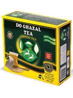 Чай зеленый Do Ghazal Tea 100 пакетов