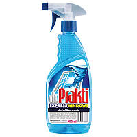Средства для мытья окон Prakti Alcohol&Ammonia, 500мл