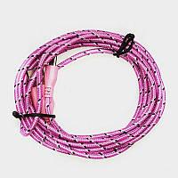 Тканевый кабель шнур Micro USB - USB 3 метра, №200