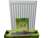 Стальной радиатор terra teknik 500X800 боковое подключение (22 тип) 1544 Ват