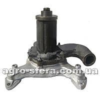 Насос водяной ЗИЛ-130 с алюминиевым корпусом без шкива 130-1307010-Б4 (помпа)