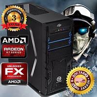 МОЩНЫЙ= 6ЯДЕР*3,3GHz+4GB+500Gb+Radeon R7 360 2GB