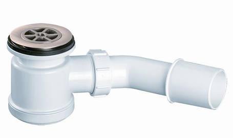 Сифон для душевых поддонов ТМ McAlpine HC26SCPВ, фото 2