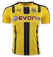 Футбольная форма Боруссия Дортмунд (Borussia Dortmund) 2016-2017 Домашняя